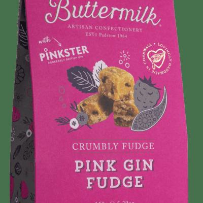 Image of Buttermilk Gin Fudge