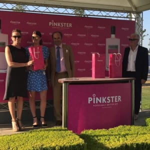 Pinkster stand